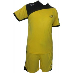 Goalkeeper Kit Set Yellow