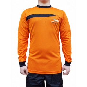 Goalkeeper Jersey LS Orange