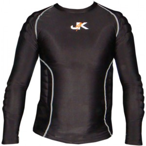Padded Compression Goalkeeper Jersey (Junior)