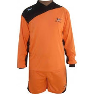 Goalkeeper Kit Set Orange